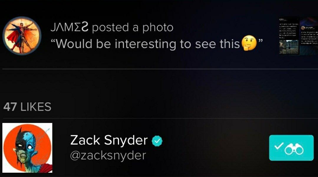 Zack Snyder; Coringa; Robin; Snyderverso; Batman