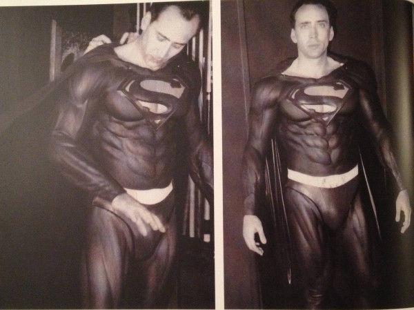 Superman Nicolas Cage The Flash