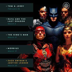 Liga da Justiça estreia 20 de março segundo IGN.