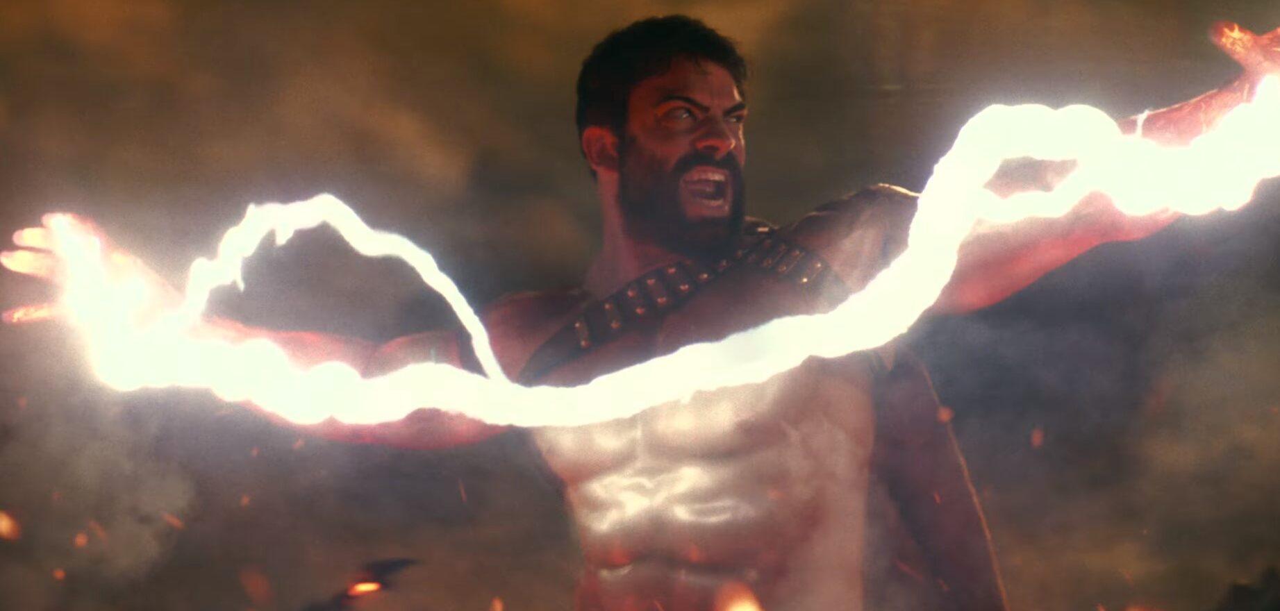 Liga da Justiça de Zack Snyder Cut; Darkseid; Zeus