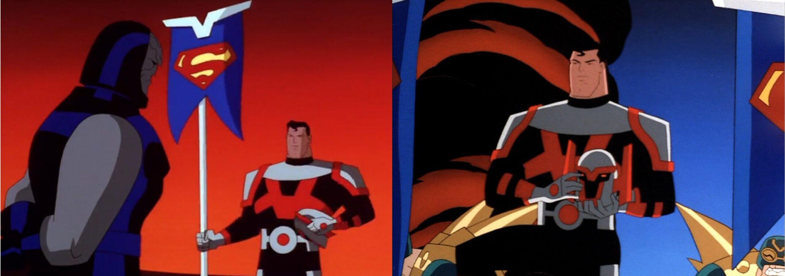 Superman: A Série Animada; Knightmare; Darkseid