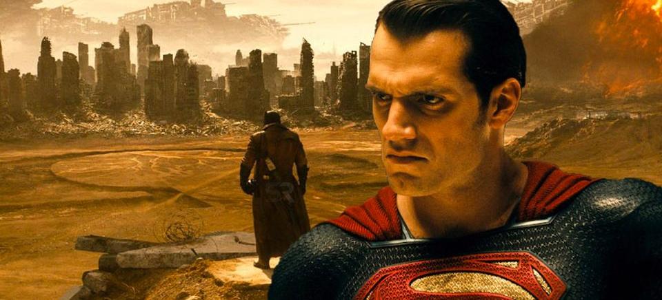 Superman: A Série Animada; Knightmare