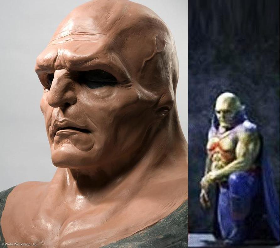 Snyder Cut; Caçador de Marte; Ajax