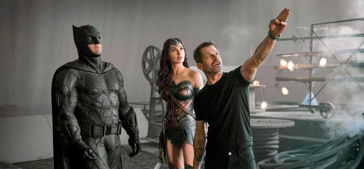 Zack Snyder volta a falar sobre possível sequência de Liga da Justiça