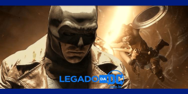 Snyder Cut   Batman copiou os braceletes da Mulher Maravilha? legadodadc