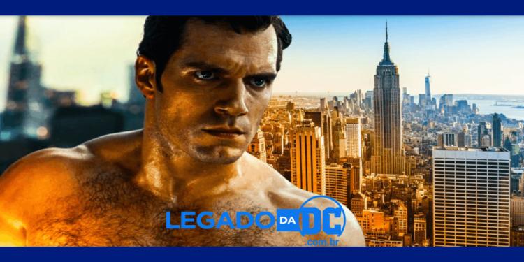 Cidade de Nova York existe no universo da DC Comics e DCEU legadodadc