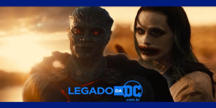 Harry Lennix quer uma cena de Caçador de Marte x Coringa em Liga da Justiça 2 legadodadc