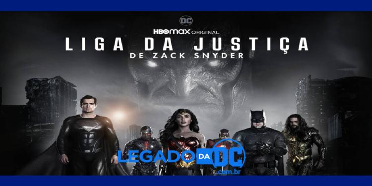 Liga da Justiça Snyder Cut quase tem cena das refilmagens de Whedon legadodadc