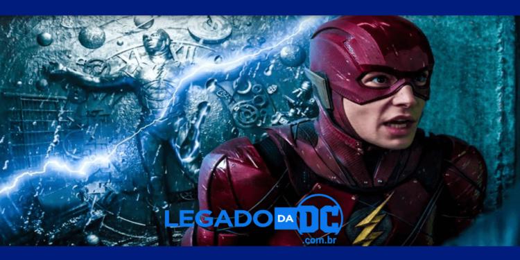 Snyder Cut | Flash cria uma incrível cena de viagem no tempo em Liga da Justiça 2