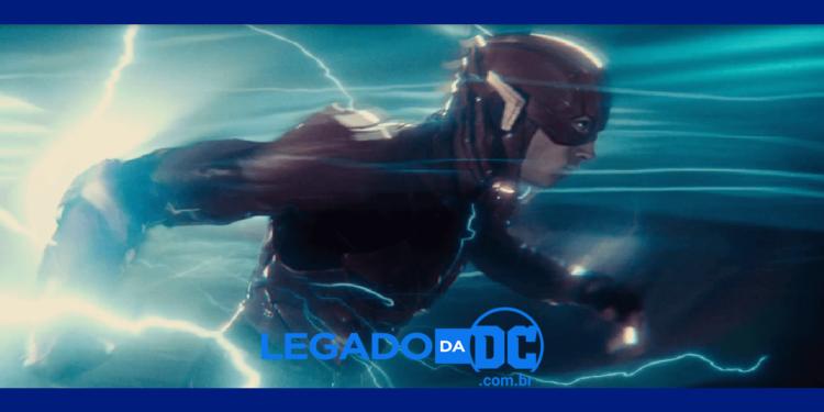 Viagem no tempo do Flash seriam como mini Big Bangs, segundo Snyder legadodadc