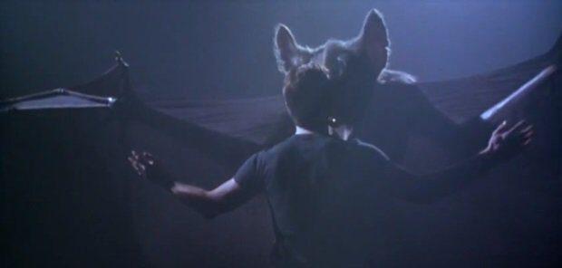 Joel Schumacher Cut; Batman Eternamente