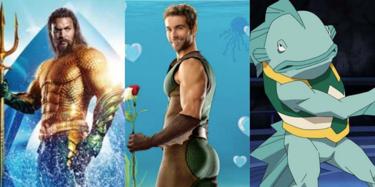 Aquaman, Profundo, Aquarus