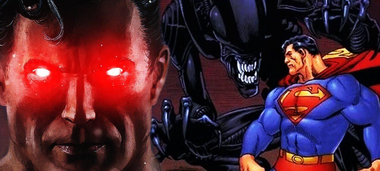 Darkseid; Alien; Xenomorfos