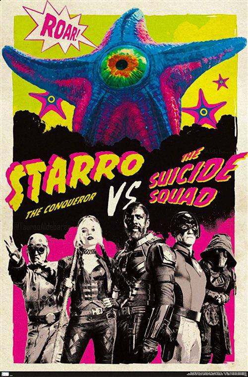 O Esquadrão Suicida; James Gunn; Starro