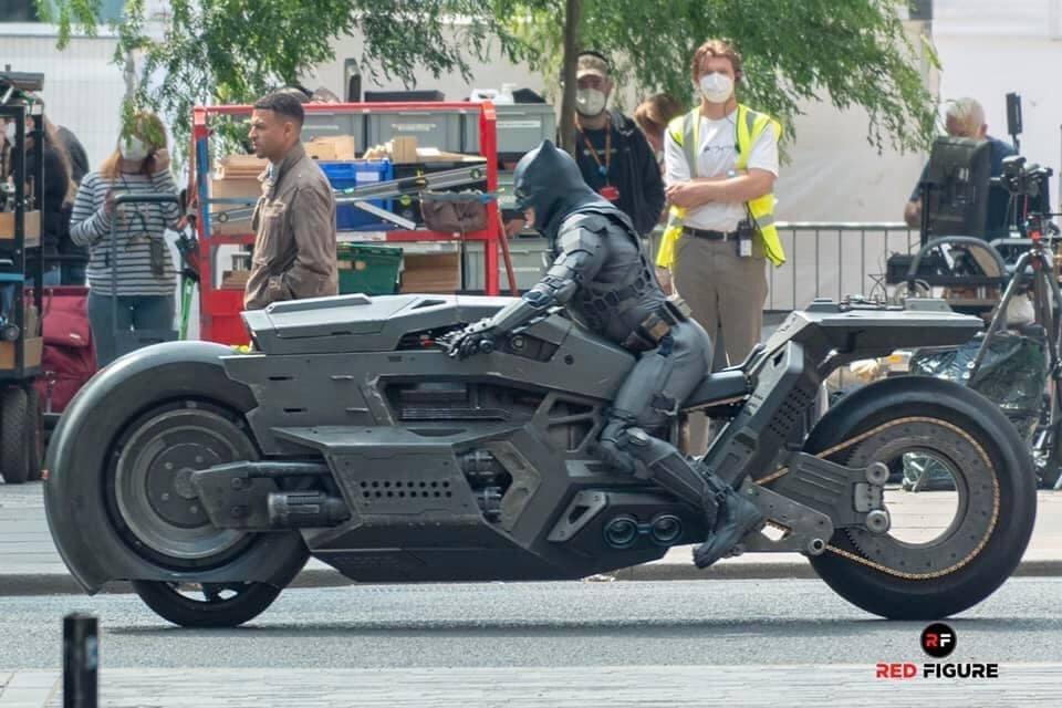 The Flash; Batman; Ben Affleck; dublê do Batman