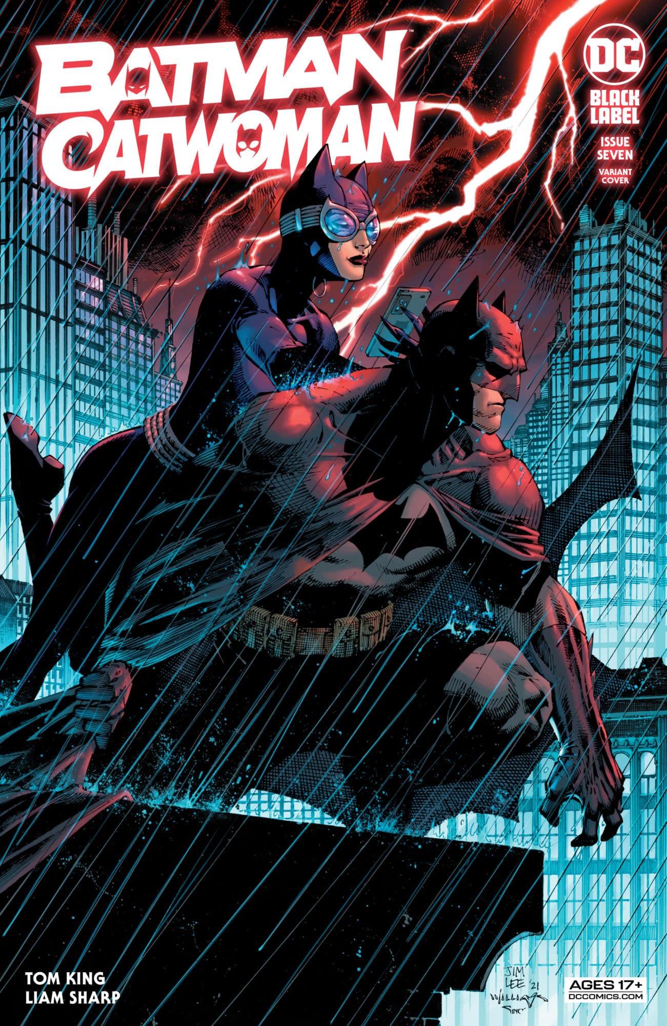 Batman Mulher Gato
