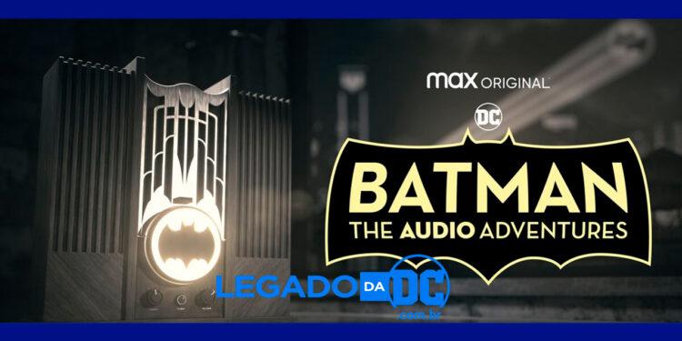 Batman The Áudio Adventures