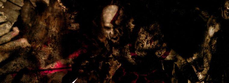 DC Comics; Kratos; God Of War