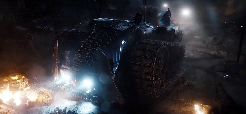 O Cavaleiro das Trevas; Batman Vs Superman; Frank Miller; Zack Snyder